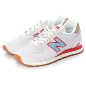 ニューバランス new balance ML574NCB (ホワイト)