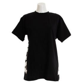 アディダス(adidas) W ID 半袖 サイドCAPリニア グラフィック Tシャツ FTK29-DV0752 (Lady's)
