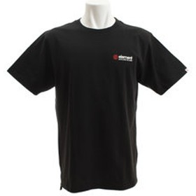 【Super Sports XEBIO & mall店:トップス】【オンライン特価】BIG LOGO 半袖Tシャツ AJ021311 BLK