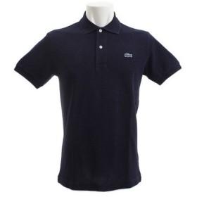 ラコステ(LACOSTE) インディゴ 半袖ポロシャツ PH371EM-3GF (Men's)