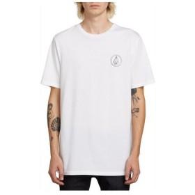 ボルコム(Volcom) The Garden Jones 半袖Tシャツ 19A5011911 WHT (Men's)