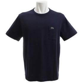 ラコステ(LACOSTE) 【オンライン特価】 ベーシッククルーネックポケットTシャツ TH633EM-166 (Men's)