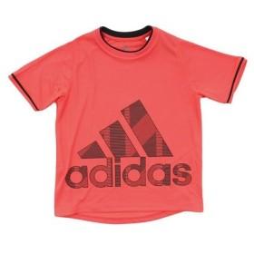 アディダス(adidas) B TRN CLIMACOOL グラフィックBOS Tシャツ FTJ81-DU9779 (Jr)