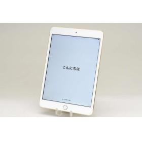 [中古] Apple iPad mini 3 Wi-Fiモデル 16GB ゴールド MGYE2J/A