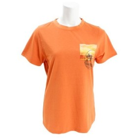 ロサーセン(ROSASEN) サーフクルーネックグラフィック Tシャツ 048-29443-035 (Lady's)