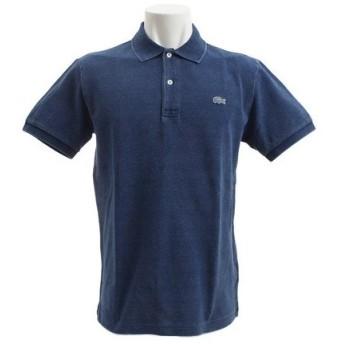 ラコステ(LACOSTE) 【オンライン特価】 インディゴ 半袖ポロシャツ PH371EM-2GF (Men's)