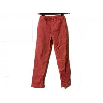 【中古】 ポロラルフローレン POLObyRalphLauren パンツ サイズ7130/56 レディース ピンク 子供服