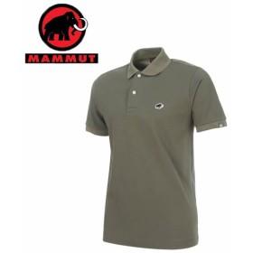 マムート MAMMUT ポロシャツ メンズ マトリックス Polo Shirt 1017-00400 4023 od