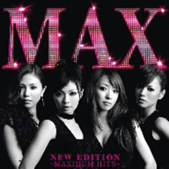 【CD】NEW EDITION~MAXIMUM HIT/MAX [AVCD-16165] マツクス