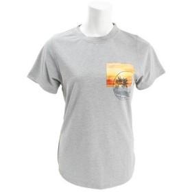 ロサーセン(ROSASEN) サーフクルーネックグラフィック Tシャツ 048-29443-018 (Lady's)
