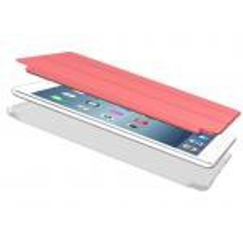 【新品/取寄品/代引不可】エアージャケットセット for iPad Air(スマートカバー対応タイプ)(クリア) PIZ-81