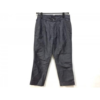 【中古】 トゥモローランド TOMORROWLAND パンツ サイズ46 XL メンズ グレー