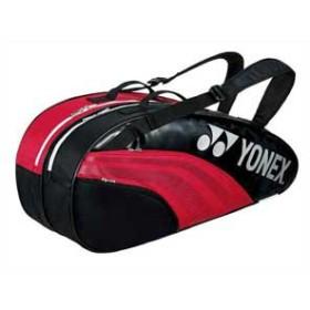 ヨネックス テニス 6本用 ラケットバッグ6 リュック付き(レッド/ブラック) YO BAG1932R 053【返品種別A】