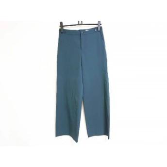 【中古】 マーガレットハウエル MargaretHowell パンツ サイズ1 S レディース ネイビー