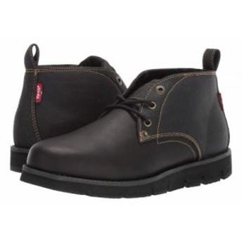 Levis(R) Shoes リーバイス メンズ 男性用 シューズ 靴 ブーツ チャッカブーツ Bradford CH/DNM Black Mono【送料無料】