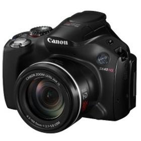 Canon デジタルカメラ PowerShot SX40 HS PSSX40HS 中古 良品