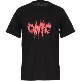 《送料無料》OMC メンズ スウェットシャツ ブラック S コットン 100%