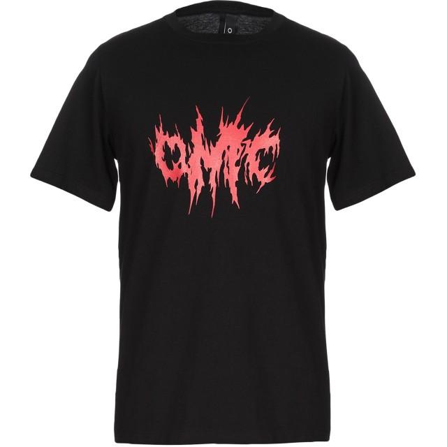 《9/20まで! 限定セール開催中》OMC メンズ スウェットシャツ ブラック S コットン 100%