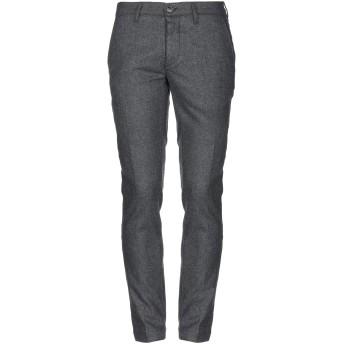 《期間限定セール開催中!》CRUNA メンズ パンツ 鉛色 48 ウール 100%