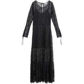 《セール開催中》GOLD HAWK レディース ロングワンピース&ドレス ブラック XS ナイロン 100%
