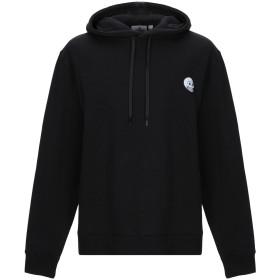 《期間限定セール開催中!》CHEAP MONDAY メンズ スウェットシャツ ブラック L コットン 60% / ポリエステル 40% / ポリウレタン