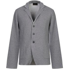 《期間限定 セール開催中》ALTEA メンズ テーラードジャケット グレー M バージンウール 100%