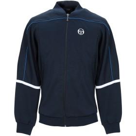 《セール開催中》SERGIO TACCHINI メンズ スウェットシャツ ダークブルー L ポリエステル 60% / コットン 40%