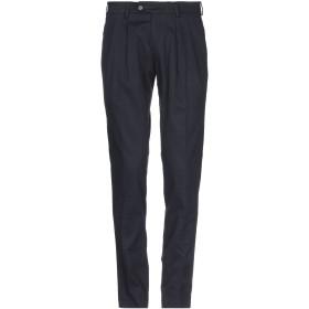 《セール開催中》ALESSANDRO DELL'ACQUA メンズ パンツ ダークブルー 46 コットン 97% / ポリウレタン 3%