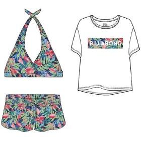 BILLABONG ビラボン 水着 Tシャツ レディース AJ013832