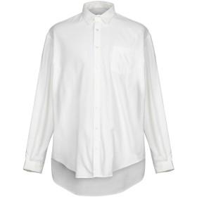 《セール開催中》CHOICE NICOLA PELINGA メンズ シャツ ホワイト S コットン 100%