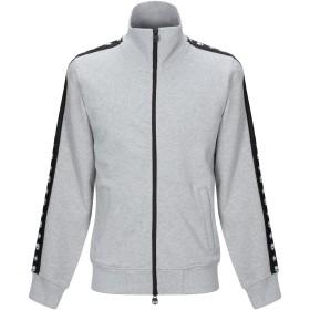 《期間限定セール開催中!》HYDROGEN メンズ スウェットシャツ ライトグレー XS コットン 100%