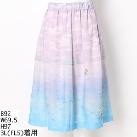 [マルイ] 春オリプリ丈長スカート/フランシュリッペ(大きいサイズ)(franche lippee)