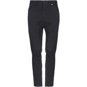 《期間限定 セール開催中》WESC メンズ パンツ ブラック S コットン 98% / ポリウレタン 2%