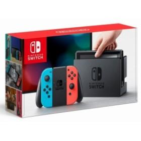 ニンテンドー ネオンレッド (R) ネオンブルー/ ネオン Nintendo Joy-Con スイッチ Switch | 本体