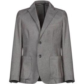 《期間限定セール開催中!》DANIELE ALESSANDRINI メンズ テーラードジャケット グレー 48 ウール 100%