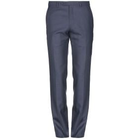 《セール開催中》TOMBOLINI メンズ パンツ ダークブルー 48 バージンウール 100%