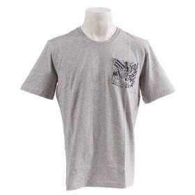 アディダス(adidas) M MUSTHAVES ポケットTシャツ FSR32-DV3093 (Men's)