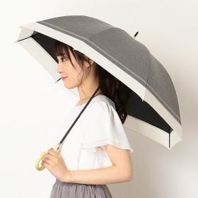 [マルイ] ラクチン快適日傘(ドット柄)【2サイズから選べる】長傘(ショート傘)/マルイの日傘(MARUI PARASOL)