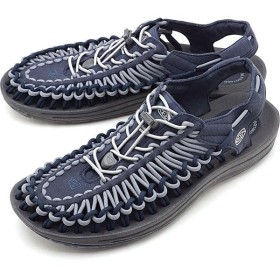 キーン KEEN メンズ ユニーク MEN UNEEK サンダル 靴 Blue Nights Steel Grey 1020781 SS19