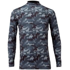フィッシングウェア フリーノット HYOON(ヒョウオン) レイヤードアンダーシャツ L 91(グレーカモ)