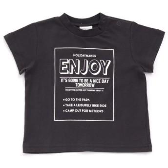 [マルイ]【セール】ENJOYボックスロゴTシャツ/エフオーオンラインストア(F.O.Online Store(SC))