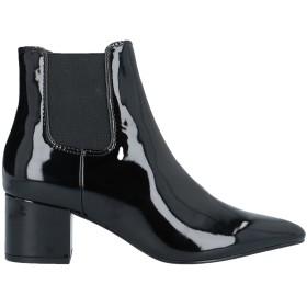《9/20まで! 限定セール開催中》MADDEN GIRL レディース ショートブーツ ブラック 6 紡績繊維