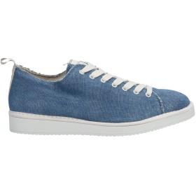 《セール開催中》PNCHIC メンズ スニーカー&テニスシューズ(ローカット) ブルー 41 紡績繊維