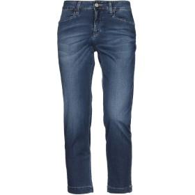 《セール開催中》SHAFT レディース ジーンズ ブルー 28 コットン 92% / 指定外繊維(テンセル) 6% / ポリウレタン 2%