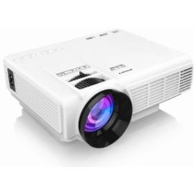 小型プロジェクター 800480解像度 2400ルーメン【3年保証】1080PフルHD対応