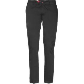 《期間限定 セール開催中》JEANSENG メンズ パンツ ブラック 50 コットン 98% / ポリウレタン 2%
