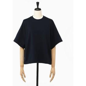 <helder> Roll-up Sleeve Top(191-08110) 19Navy 【三越・伊勢丹/公式】