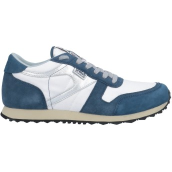 《9/20まで! 限定セール開催中》WALSH メンズ スニーカー&テニスシューズ(ローカット) ダークブルー 41 革 / 紡績繊維