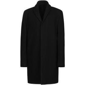 《期間限定 セール開催中》SELECTED HOMME メンズ コート ブラック XL ウール 62% / ポリエステル 33% / 指定外繊維 5%