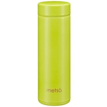 ステンレスミニボトル 「metsa」(0.3L) MMP-G31M-GC ライム 【ビックカメラグループオリジナル】